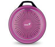 Портативная колонка Genius SP-906BT Plus M2 фиолетовая