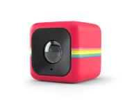 Экшн-камера Polaroid Cube 5Mpix FullHD 32Mb + microSD 32Gb красный б/у