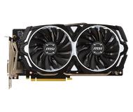 Видеокарта MSI GeForce GTX 1060 Armor (6Gb 192bit)  GTX 1060 ARMOR 6G OCV1