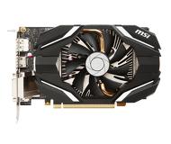 Видеокарта MSI GeForce GTX 1060 (3Gb 192bit)  GTX 1060 3G OC