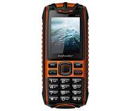 Сотовый телефон QUMO Push Defender Оранжевый (РСТ)