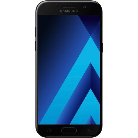 Смартфон Samsung Galaxy A5 (2017) SM-A520F/DS Черный (РСТ)