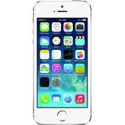 Смартфон Apple iPhone 5S 16 ГБ серебристый (ЕСТ)