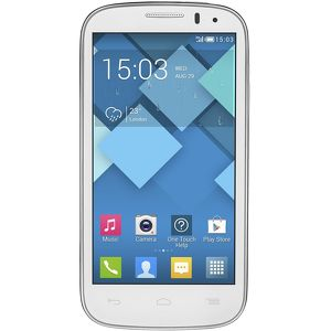 Смартфон Alcatel One Touch POP C5 OT5036D Белый б/у