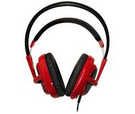 Гарнитура SteelSeries Siberia v2 Красный  51129
