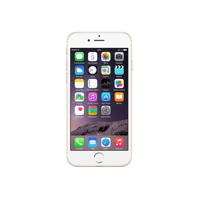 Смартфон Apple iPhone 6S Plus 64 Гб золотистый (ЕСТ)