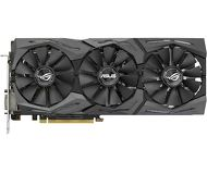 Видеокарта Asus GeForce GTX 1070 Strix (8Gb 256bit)  STRIX-GTX1070-8G-GAMING