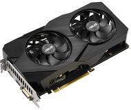 Видеокарта Asus GeForce GTX 1660 Super Dual EVO OC (6 ГБ 192 бит) [DUAL-GTX1660S-O6G-EVO]