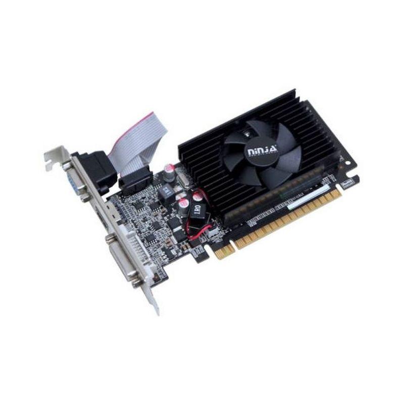 Видеокарта Sinotex Ninja GeForce GT210 (1ГБ 64 бит) [NK21NP013F]