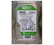 "Жесткий диск 500Gb 3.5"" SATA Western Digital WD5000AADS б/у"