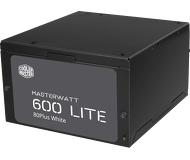 Блок питания 600 Вт Cooler Master MasterWatt Lite [MPX-6001-ACABWEU]