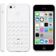 Чехол Apple iPhone 5C Case белый [MF039ZM/A]