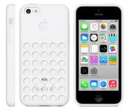 Чехол Apple iPhone 5C Case белый  MF039ZM/A