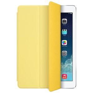 Чехол Apple iPad Air/Air 2 Smart Cover желтый  MF057ZM/A