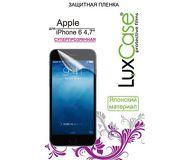 Защитная пленка LuxCase для Apple  iPhone 6/6S , суперпрозрачная