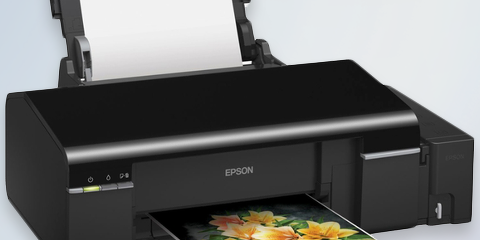 Обзор на принтер Epson Stylus Photo L800