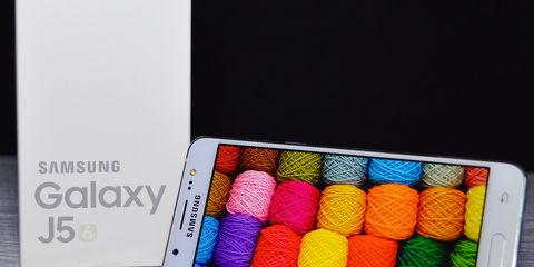 Обзор на Samsung Galaxy J5 (2016)